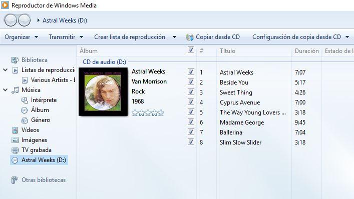 canciones de cd a pc: