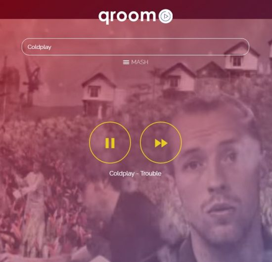 qroom - música gratis en tu pc