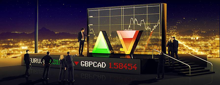 Rendimientos comerciales de opciones binarias