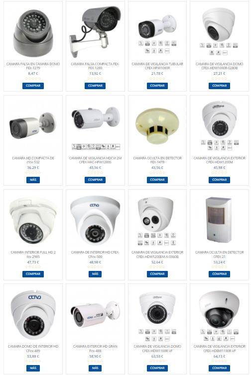 Necesito un sistema de vigilancia necesitas ayuda for Puedo poner camaras en mi negocio